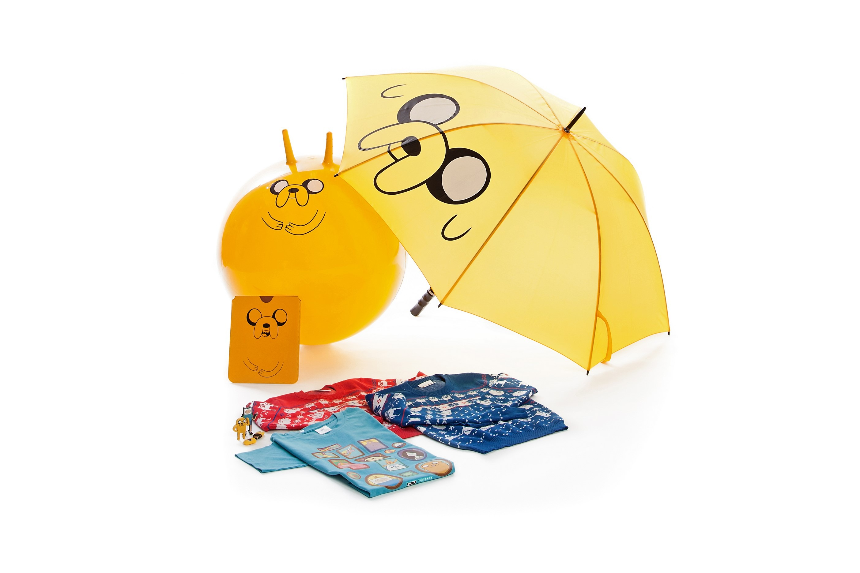 Adventure Time Merchandise Collection