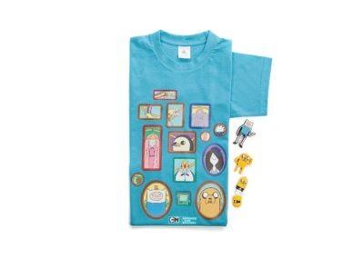 Adventure Time Merchandise & T-shirt