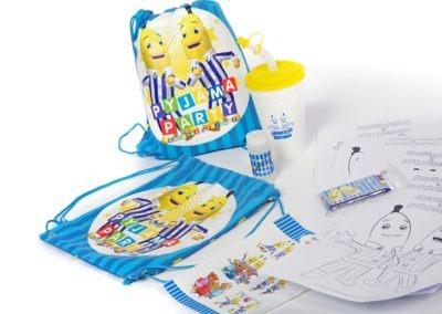 Bananas In Pyjamas Promotional Material & Goody Bag