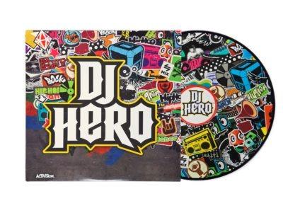 DJ Hero Vinyl