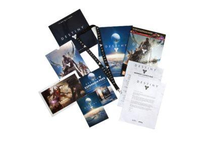 Destiny Promotional Materials