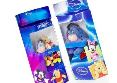 Disney Character Packaging