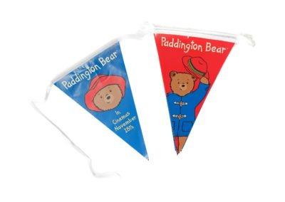 Paddington Bear Bespoke Bunting