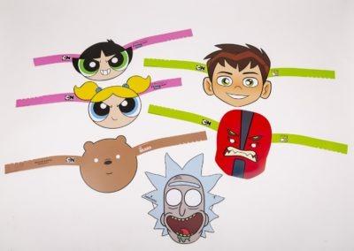 Cartoon Network Masks