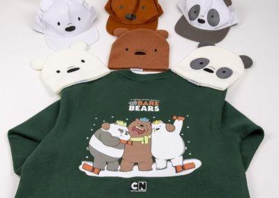 Character Apparel + T-Shirt