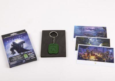 Destiny 2 Keyring 2nd Version