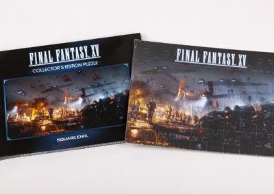 Final Fantasy Collectors Puzzle
