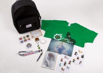 Final Fantasy Fan Fest Collection