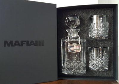 Mafia 3 Glass Set