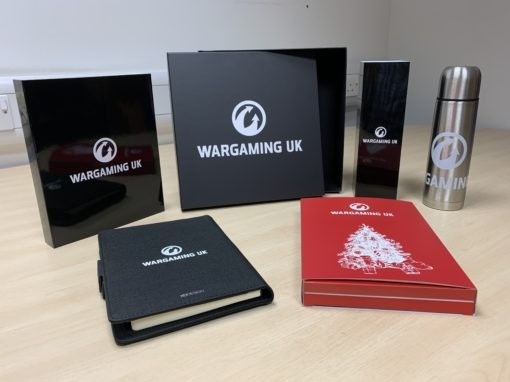 Wargaming Gaming VIP Christmas Boxes